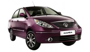 Tata Manza New Aqua Safire BS-IV