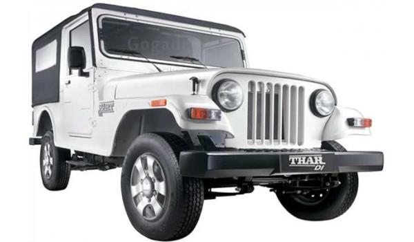 Mahindra Thar DI 4WD
