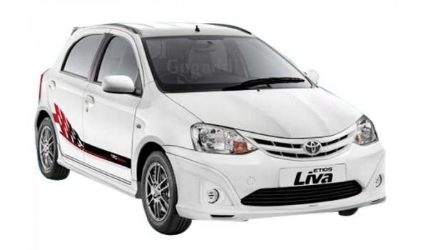 Toyota Etios Liva Trd Sportivo Diesel Ltd
