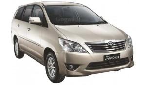 Toyota Innova 2012 2.5 GX 8 STR BS-III
