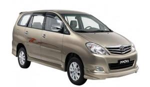 Toyota Innova 2012 2.5 E MS 8 STR BS-IV
