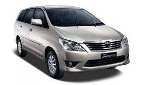 Toyota Innova 2012 2.5 GX 7 STR BS-IV