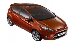Ford Fiesta Titanium+ Petrol