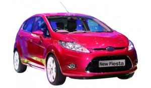 Ford Fiesta Titanium+ Petrol AT