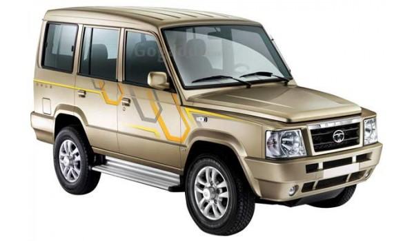 Tata Sumo Gold CX BS III