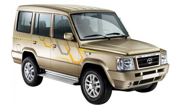 Tata Sumo Gold EX BS III