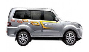 Tata Sumo Gold GX BS IV