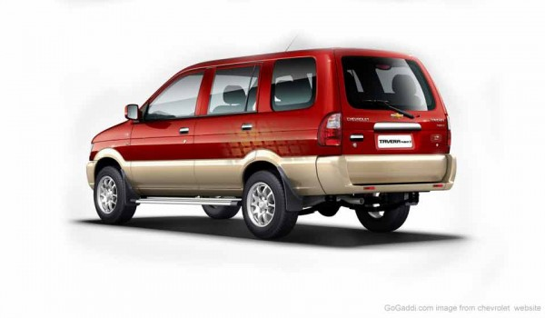 Chevrolet Tavera Neo 3 10 Str Bs Iii