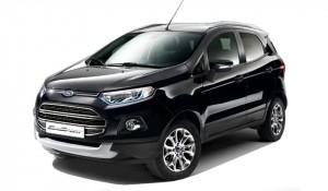 Ford EcoSport Ambiente 1.5L TDCi