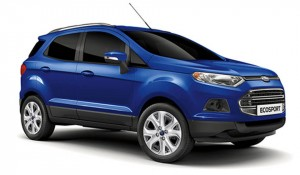 Ford EcoSport Ambiente 1.5L Ti-VCT