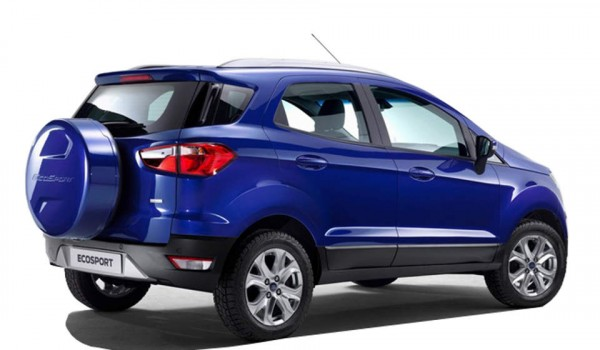 Ford EcoSport Trend 1.5L Ti-VCT