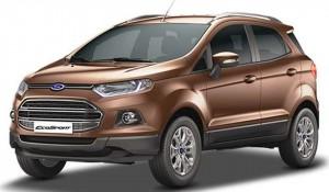 Ford EcoSport Titanium 1.5L TDCi