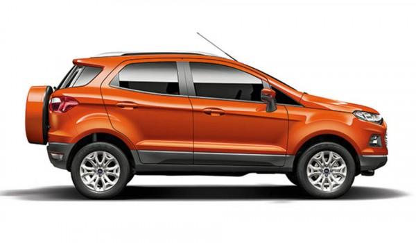 Ford EcoSport Titanium 1.5L Ti-VCT