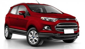 Ford EcoSport Titanium 1.5L Ti-VCT AT