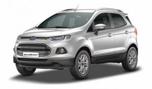 Ford EcoSport Titanium+ 1.0L EcoBoost
