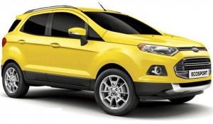 Ford EcoSport Titanium+ 1.5L TDCi