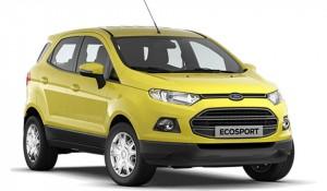 Ford EcoSport Trend+ 1.5L TDCi