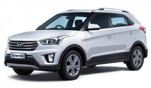 Hyundai Creta 1.6 SX (O)