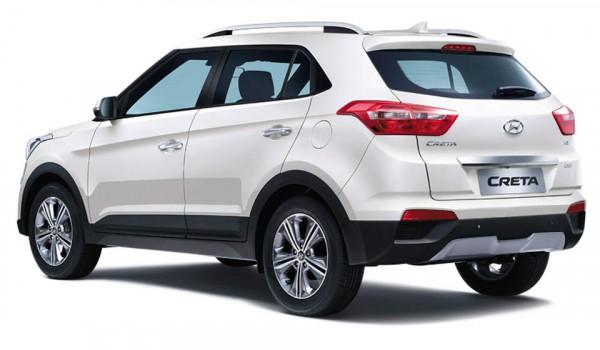 Hyundai creta 1 6 sx plus for Creta sx o interior
