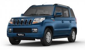 Mahindra TUV300 T4 Plus