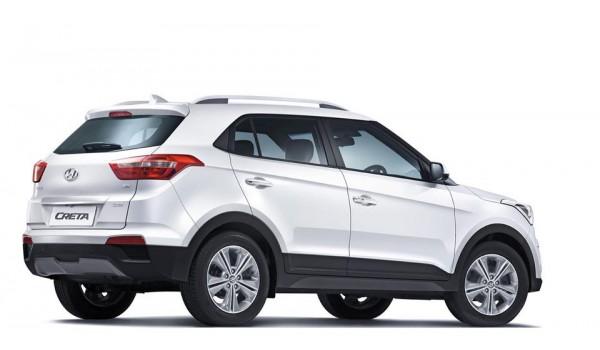 Hyundai Creta 1.6 Base Petrol